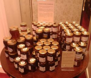 London Honey Exhibition @ Fortnum & Mason