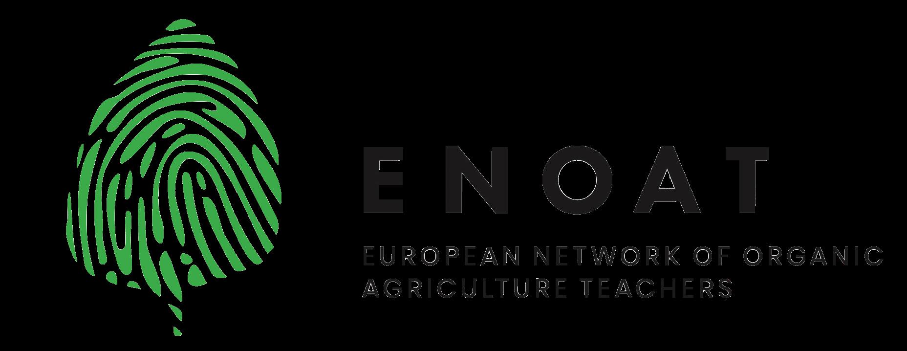 logotip ENOAT