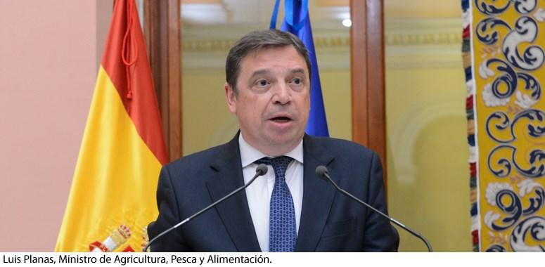 COAG pide a Luis Planas un fortalecimiento de la PAC en defensa del modelo social y profesional de agricultura