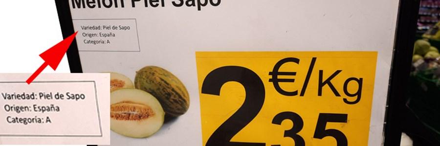 Fraude en el etiquetado de Carrefour